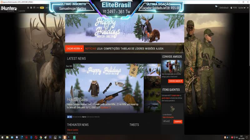 TheHunter Classic EliteBrasil A Nostalgic Hunt with Otto Canella 05 10
