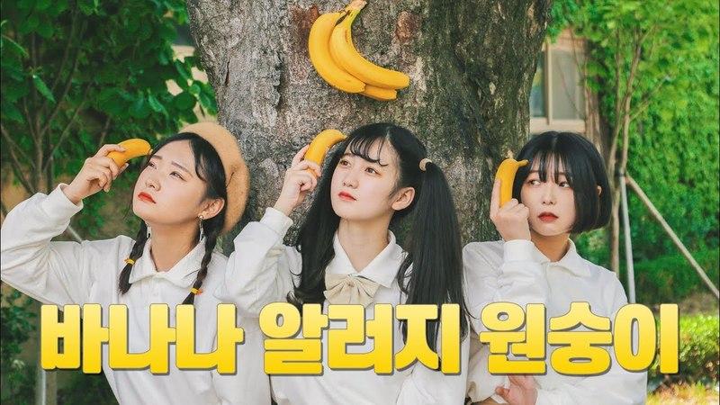 [AB] 오마이걸 반하나 OH MY GIRL BANHANA - 바나나 알러지 원숭이 BANANA ALLERGY MONKEY | 커버댄스 DANCE COVER