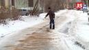 Как должны очищать от снега дворы, рассказали в мэрии Череповца