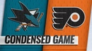 10/09/18 Condensed Game: Sharks @ Flyers