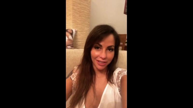 Елена беркова в прямом эфире Live instagram