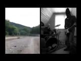 Georgian folk music plus rock