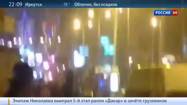 Новости на Россия 24 • В Хургаде неизвестные открыли огонь у гостиницы