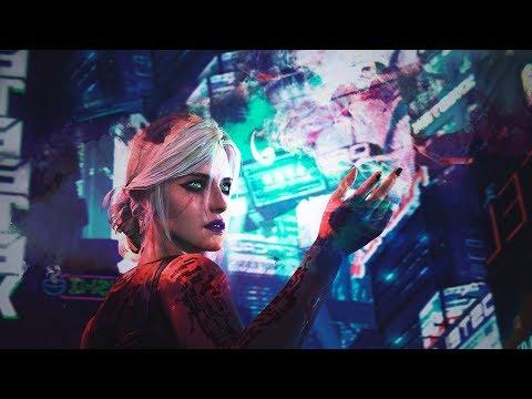 Цири в трейлере Cyberpunk 2077 — мурашки по коже | На русском