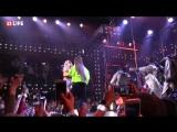 Бузова на концерте Насти Кудри
