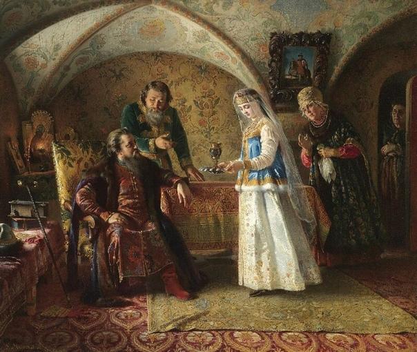 Почему русские очень любят ковры