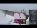 Russian Freestyle Games 2018. Big air snowbord. Владислав Хадарин, победитель мужского зачета.