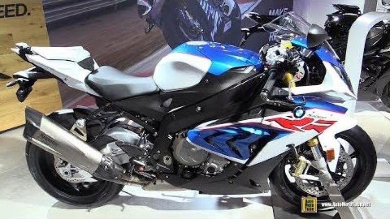 2018 BMW S1000RR - Walkaround - 2017 EICMA Milan Motorcycle Exhibition