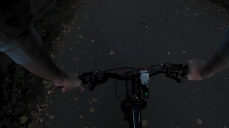 Эпичный конец сезона. Мой вело профайл.
