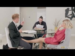 Jessa Rhodes - Wife Insurance [Big Tits, Blonde, Blowjob, Caucasian, Hairy Pussy]