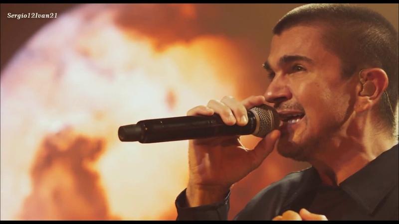 Juanes - Actitud (En Vivo) Concierto Mis Planes Son Amarte