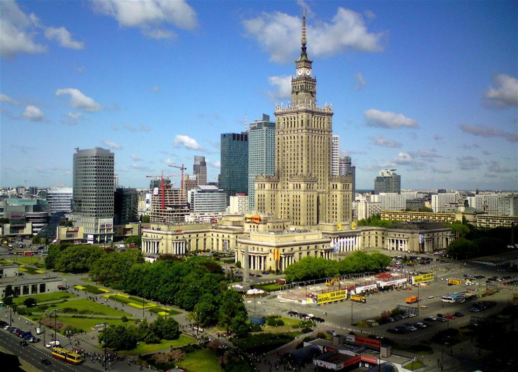 E7dGRA86IsM Варшава - столица Польши.