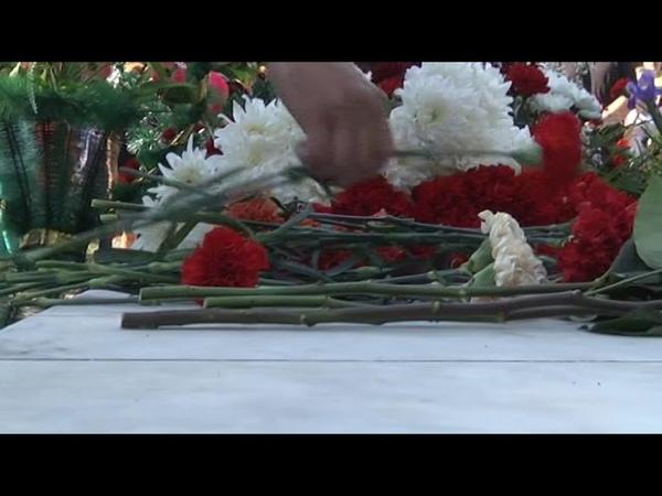 Сотрудники УМВД России по Томской области почтили память трагически погибших курсантов