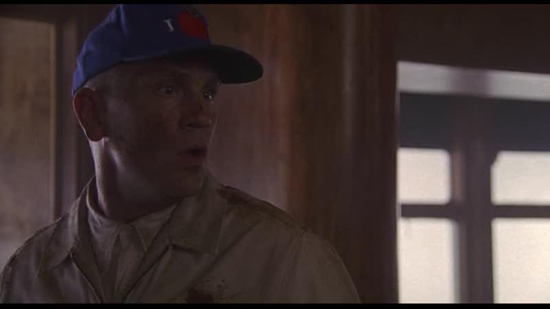 Being John Malkovich 1999 фрагмент Малкович у себя в голове
