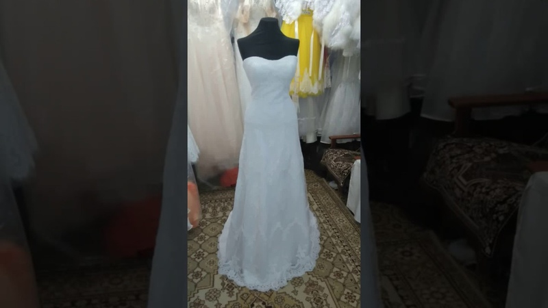 Свадебное платье Милагрос от Belfaso в Свадебном салоне на Черникова