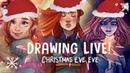 CHRISTMAS EVE EVE LIVESTREAM! w/ Canary Witch and Zoë Marriner