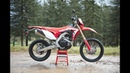 All-New 2019 Honda CRF450L - Trail to Trail...and Then Some