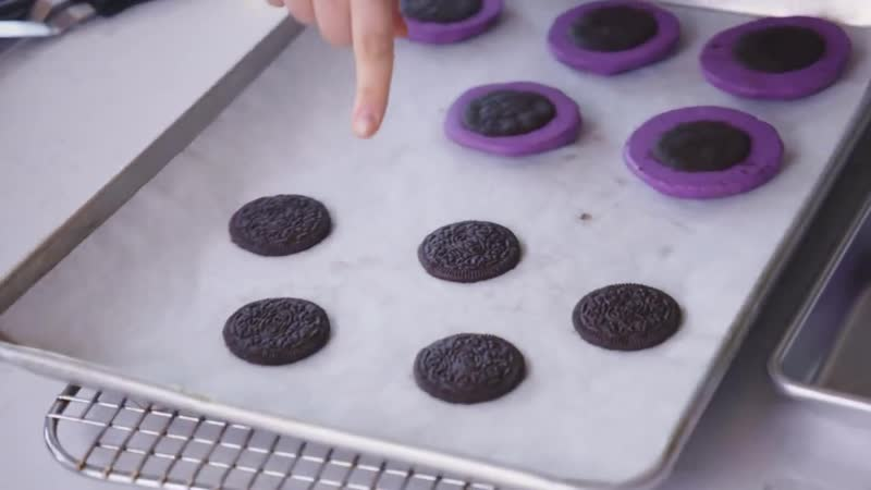 Pastry Chef Attempts To Make Gourmet Oreos _ Gourmet Makes _ Bon Appétit