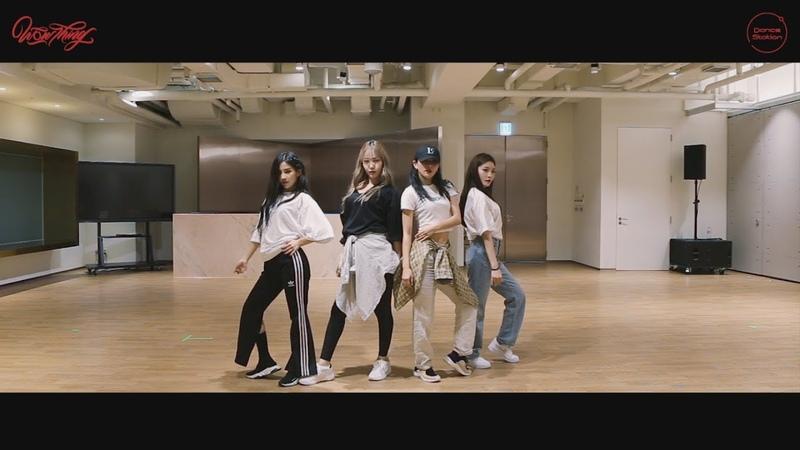 [STATION X 0] 슬기(SEULGI)X신비(여자친구)X청하X소연 'Wow Thing' Dance Practice