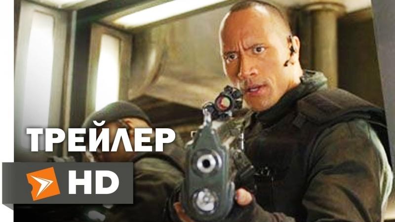 Doom — Русский трейлер (2005) / Дубляж / США / ужасы фантастика боевик / Карл Урбан / Розамунд Пайк / Дуэйн Джонсон / Дум