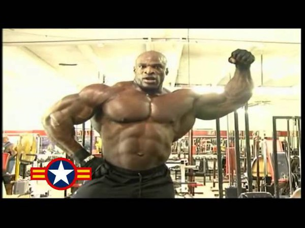 RONNIE COLEMAN MR.OLYMPIA.