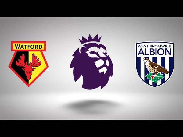 1st Season / EPL / 19th Matchday / Watford - West Bromwich Albion