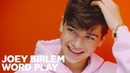 Joey Birlem Plays RAW's Word Play