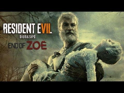 Прохождение RE7 DLC The End of Zoe