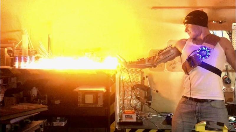 Первый настоящий Реактор Железного Человека