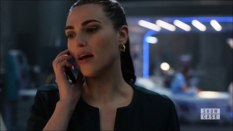 [3x16] Supergirl - Lena Luthor scenes pt. 1