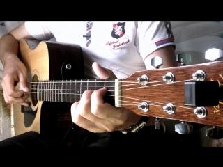 «Опять Метель» guitar arr.(А_Sorochinskogo)♫