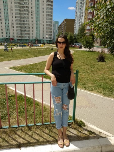 Настена Васильченко