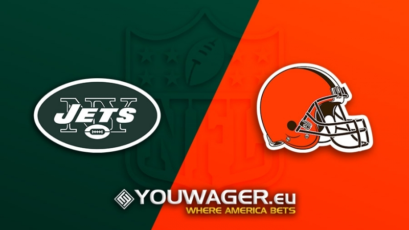Week 03 20.09.2018 NY Jets @ CLE Browns