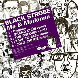 Black Strobe альбом Kitsuné: Me & Madonna - EP