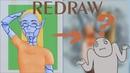 Redraw 2019 - 5 советов для начинающих художников