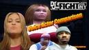DEF JAM | GAME TO VOICE ACTOR COMPARISON (PS4 PRO PS3 4K 60FPS)