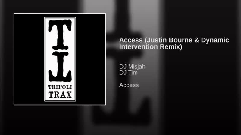 [1][148.00 D] dj misjah ★ dj tim ★ access ★ justin bourne ★ dynamic intervention remix