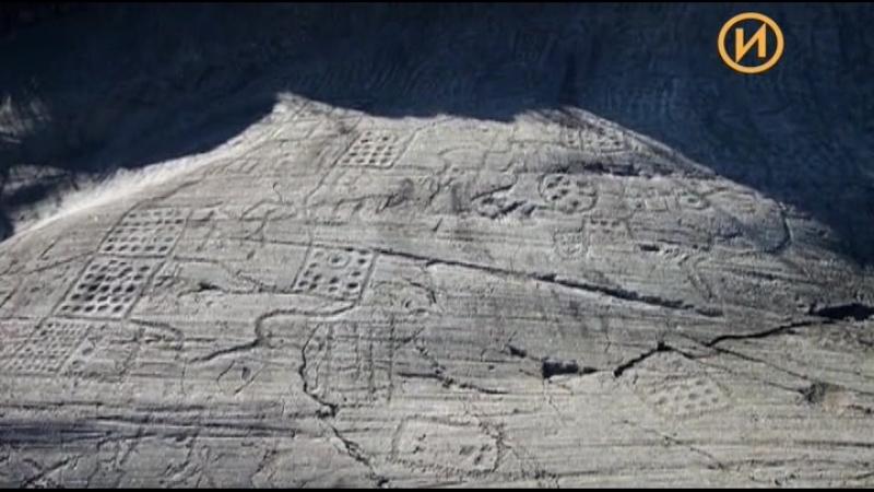 Люди, мифы и легенды: Валь-Камоника следы на камне (2014)