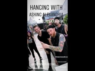 Skillet & Asking Alexandria