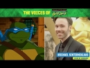 TURTLE POWER behind the mic Do you know all the voices behind 2003s TMNT TBT