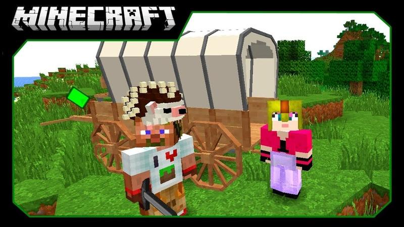 ч.03 - ДИЛЛЕРОНА ЁЖИК!! - Lp. Животные в Minecraft