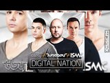Technoboy, Tuneboy &amp DJ Isaac - Digital Nation (Extended Remix)