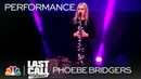 Phoebe Bridgers: Killer - Last Call with Carson Daly (Musical Performance)