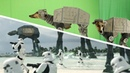 Amazing Before After Hollywood VFX Rogue One A Star Wars Story