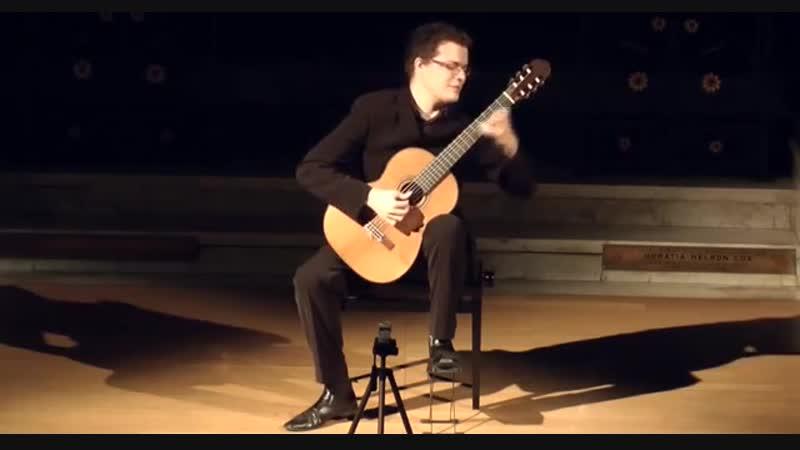 Srđan Bulat (guitar) plays Albéniz_ Majorca