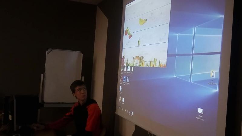 Презентация проекта Всеволода Потапова, Летняя школа программистов 2018