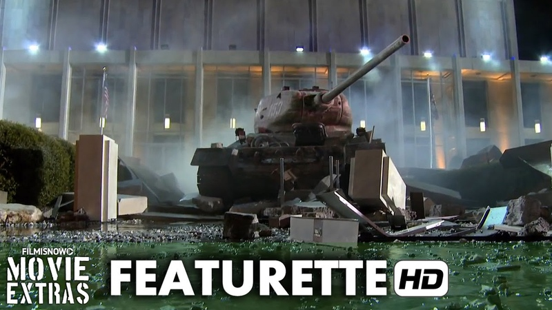 Ant-Man Blu-ray/DVD (2015) Featurette - Tank