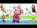 Видео для детей от года Masha And The Bear Маша и Медведь СЮРПРИЗЫ