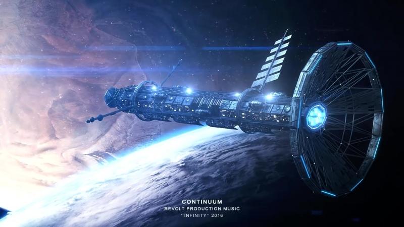 Epic Modern Futuristic Space Music