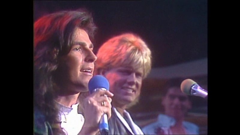 Modern Talking - Heaven Will Know (Peters Pop Show, 30.11.1985) MTW